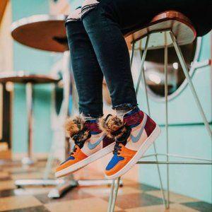 Nike Air Jordan 1 Retro High Aleali May Court Lux